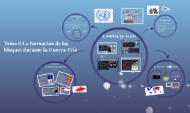 Tema 9 Los años de la Guerra Fría y la descolonización