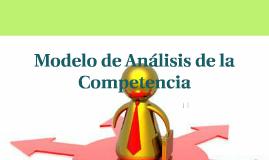 Modelo de Analisis de la Competencia