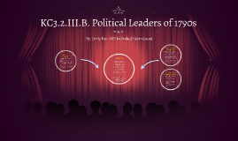 KC3.2.III.B. Political Leaders of 1790s