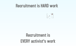 Recruitment _National conference