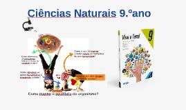 Ciências Naturais 9.ºano