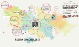 Teoría Conexionista