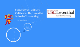University of Southern California: The Leventhal School of Accounting