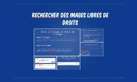 rECHERCHER DES IMAGES LIBRES DE DROITS