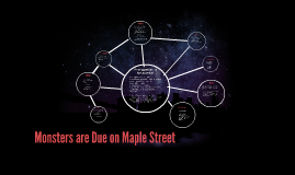 Copy of Monsters are Due on Maple Street