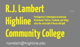 PNW AMERICAN STUDIES 2013