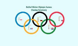 Bethel Winter Olympic Games