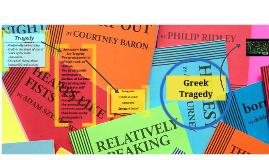 All My Sons: Greek Tragedy