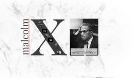 Malcolm X Prezi