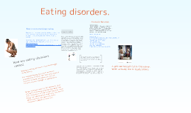 Eating Disorders and Models.