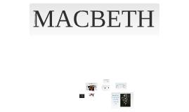 MACBETH - Representations of women and men