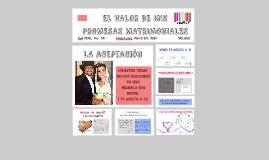 EL VALOR DE MIS PROMESAS MATRIMONIALES