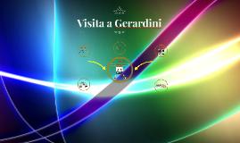Visita a Gerardini