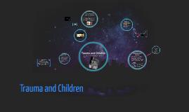 Trauma with Children