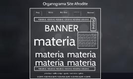 Organograma Site Afrodite