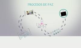 Copy of PROCESOS DE PAZ
