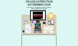 Procrastination Extermination