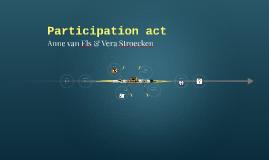 Participation act