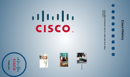 Why Cisco?