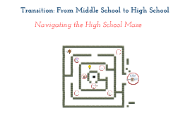 Transition: Navigating the High School Maze
