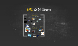 Buford APES Ch 7-1 Climate