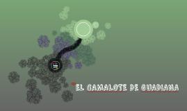 EL CAMALOTE DE GUADIANA