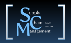 Copy of Supply Chain Management