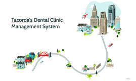 Tacorda's Dental Clinic Management System