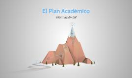 El Plan Académico