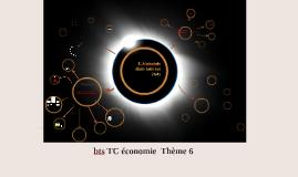 TC1 Thèmes 6 l'économie dans tous ses états
