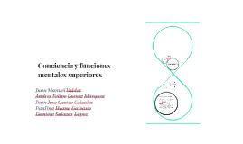 Conciencia y funciones mentales superiores