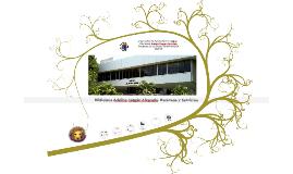 Copy of Copy of Biblioteca Adelina Coppin Alvarado: Recursos y Servicios