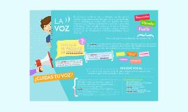 Copy of Cuidado de la Voz