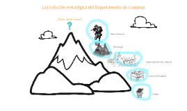 Copy of La Evolución estratégica del Departamento de Compras