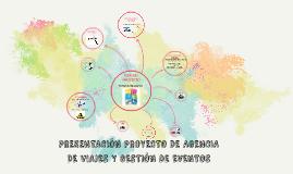 pRESENTACIÓN PROYECTO DE AGENCIA DE VIAJES Y GESTIÓN DE EVEN