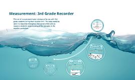 Measurement Presentation