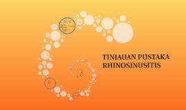 RHINOSINUSITIS