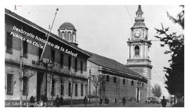 Copy of Historia de la Salud Pública en Chile, Periodos