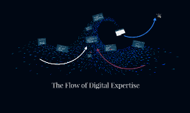 The Flow of Digital Expertise