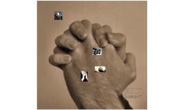 Foldet hands