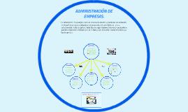 ADMINISTRACIÓN DE EMPRESAS.