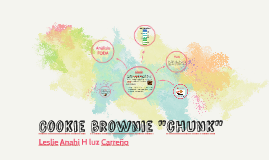 """Galletas brownie """"chunk"""""""