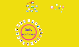 Copy of Daily routines