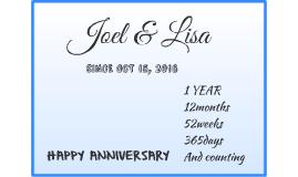 Joel & Lisa