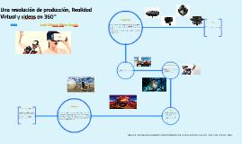 Una revolución de producción, Realidad Virtual y videos en 3