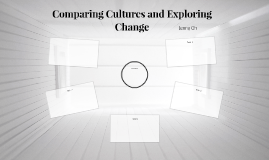 Comparing Cultures and Exploring Change