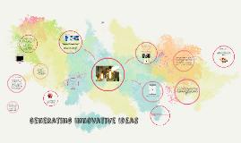 Generating Innovative Ideas