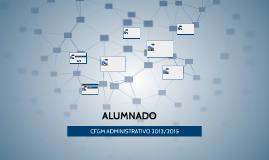 CFGM ADMINISTRATIVO 2013/2015