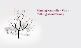 Signing Naturally - Unit 4