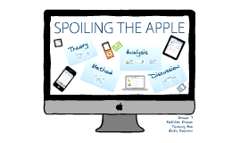 Spoiling the Apple